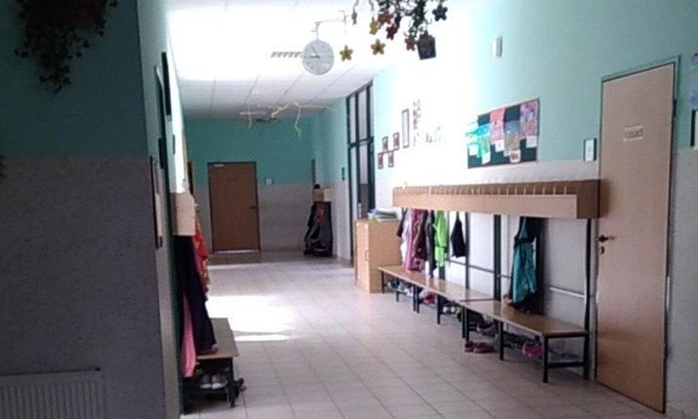 Blick ins Schulhaus